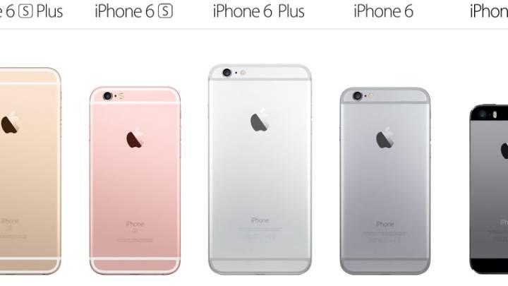 iPhone 6s iPhone 6 iPhone 5s Prices