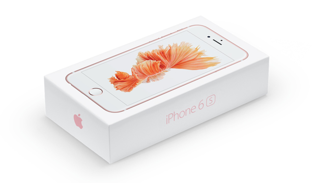 Rose gold iPhone 6s Preorder