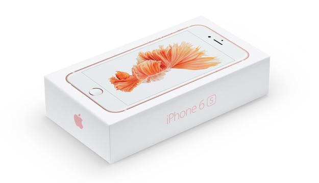 iPhone 6s Hey Siri