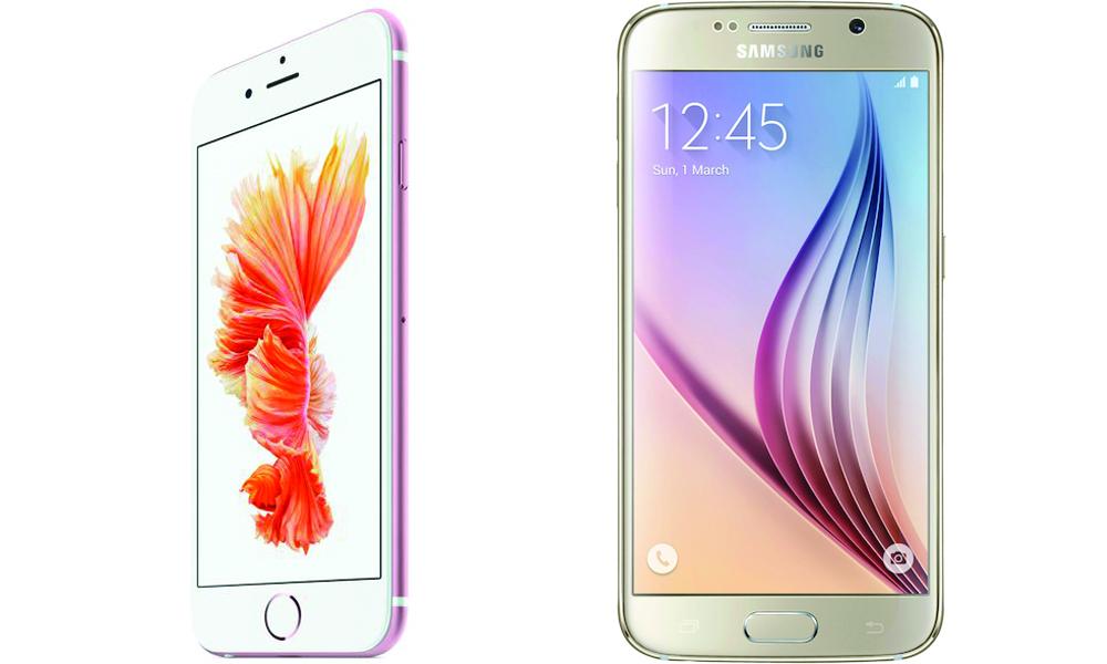 Galaxy S7 vs. iPhone 6s Rumors