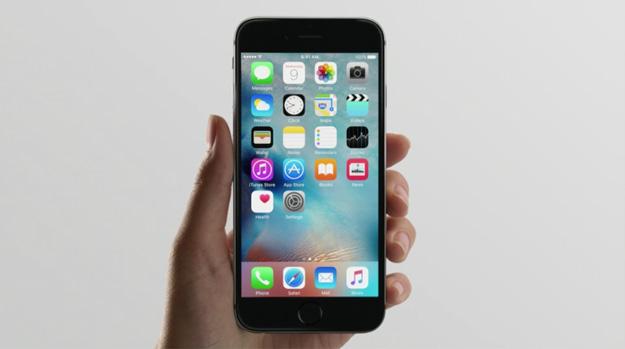 iPhone 6s iPad Pro RAM Memory