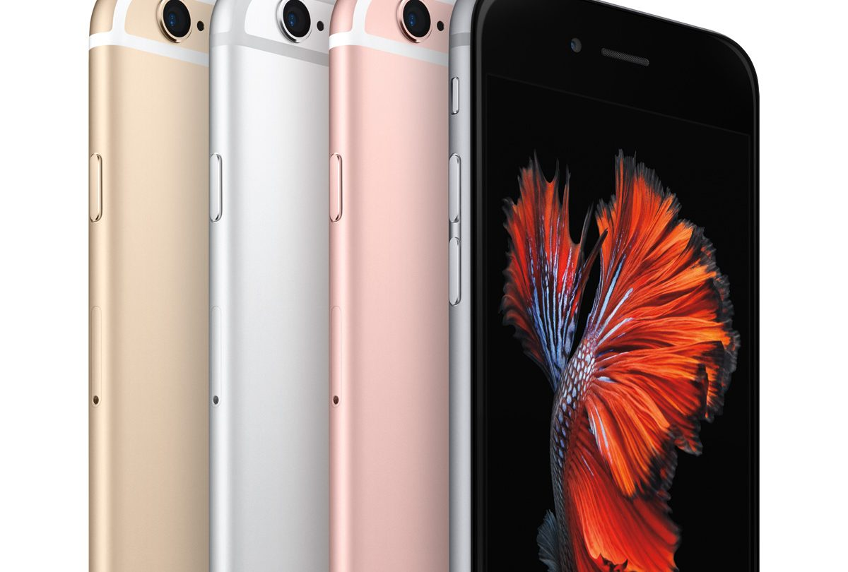 iPhone 6s Sold Out