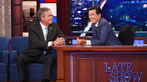 Stephen Colbert Ratings