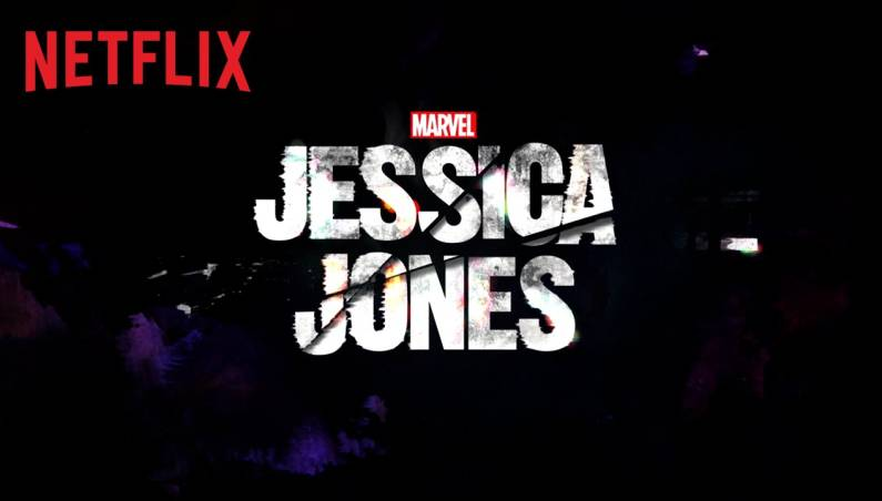 Netflix Jessica Jones Teaser Pictures