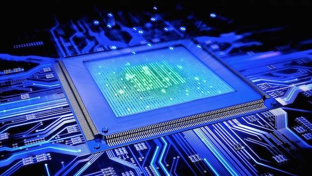 Self Destructing Computer Chip