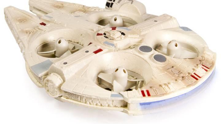 Force Friday Millennium Falcon Drone