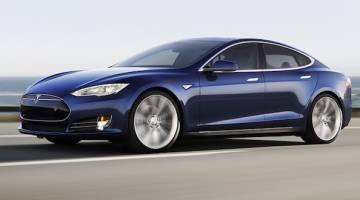 Stephen Colbert: Tesla Model S