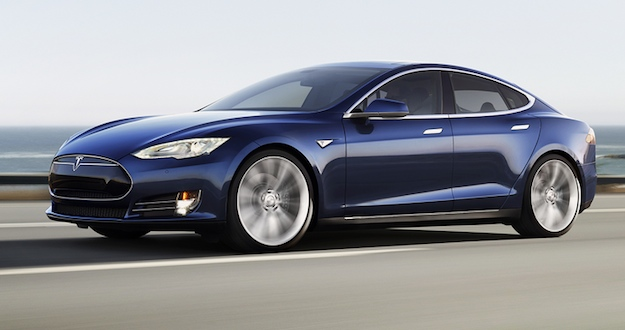 Telsa Model S Sales