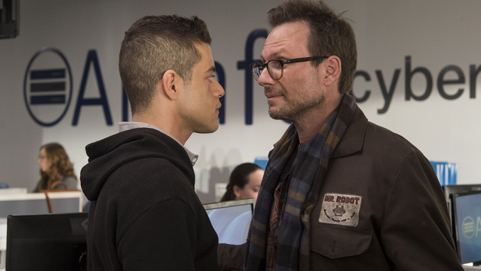 Mr. Robot Review Rotten Tomatoes