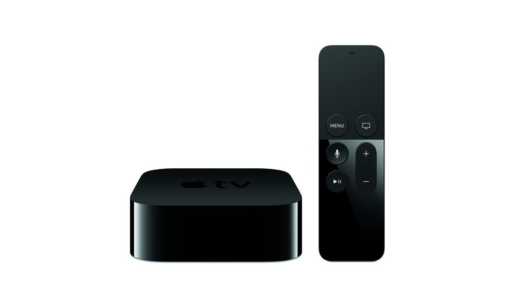 Apple TV 4 vs. Xbox One vs. PS4