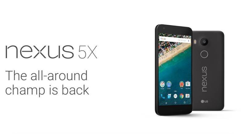 Google Nexus 5X Full Specs Leak