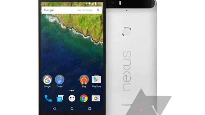 Nexus 5X 6P Colors