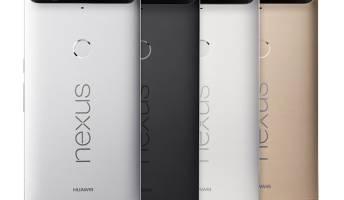 Nexus 5X Nexus 6P Specs LTE Advanced