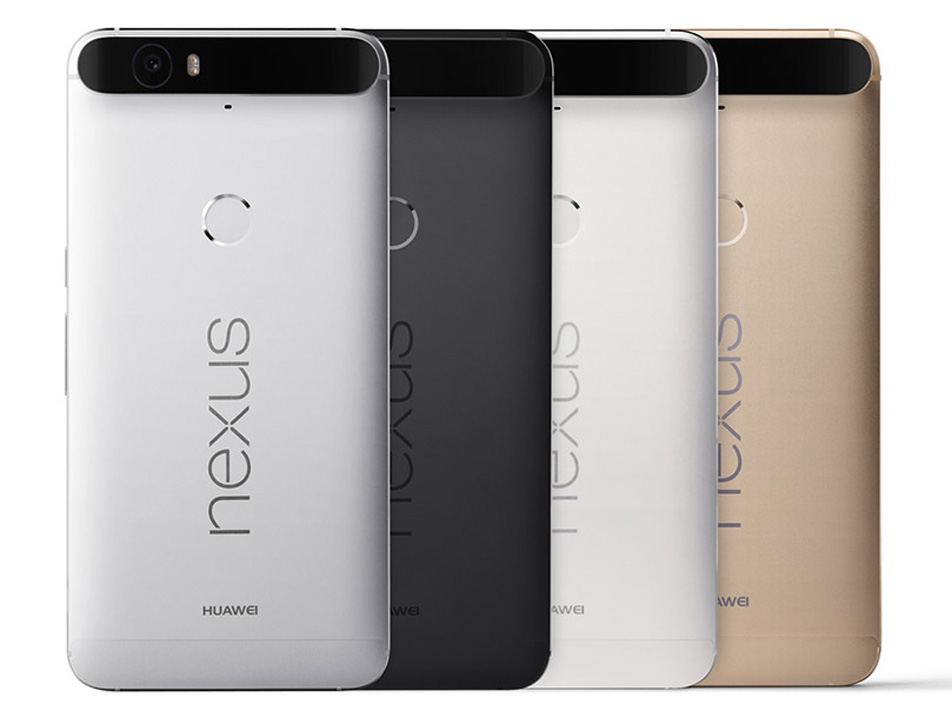 Nexus 5X Nexus 6P Specs LTE Advanced