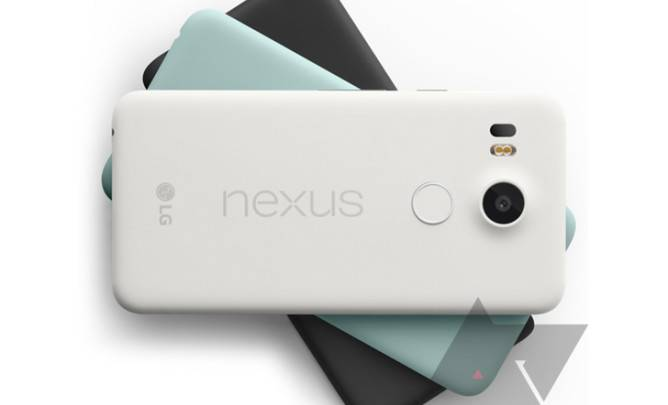 Nexus 5X 6P Price Preorder