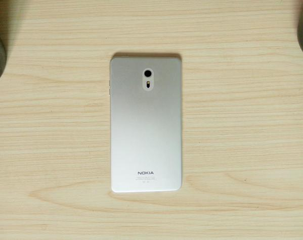 Nokia's new Android smartphone called Nokia C1 to be released next year revealed in leaked photos