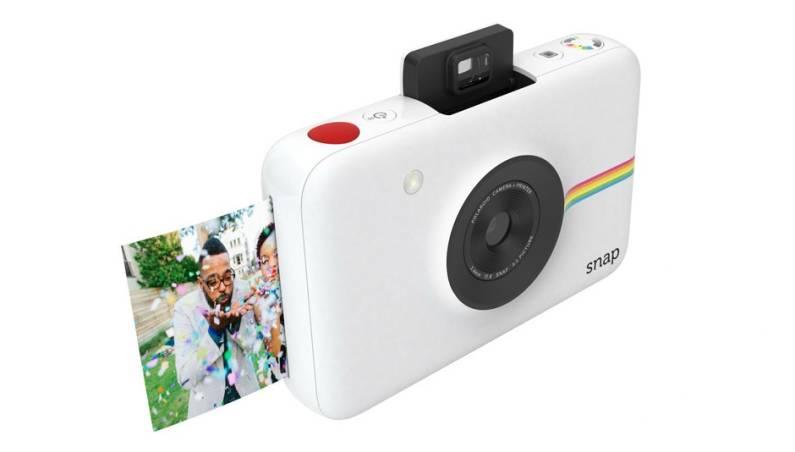 Polaroid Snap Camera Launch