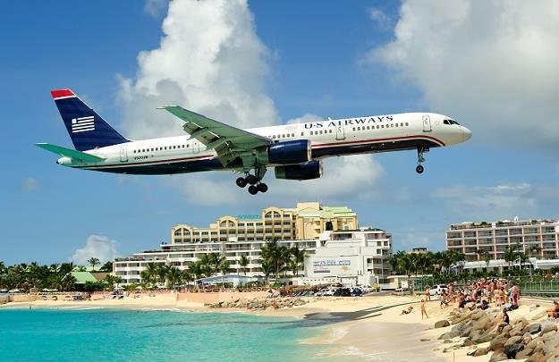 Scary Airplane Landings