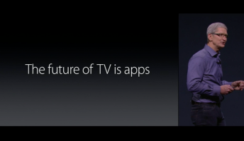 Apple TV 4 2015 Storage