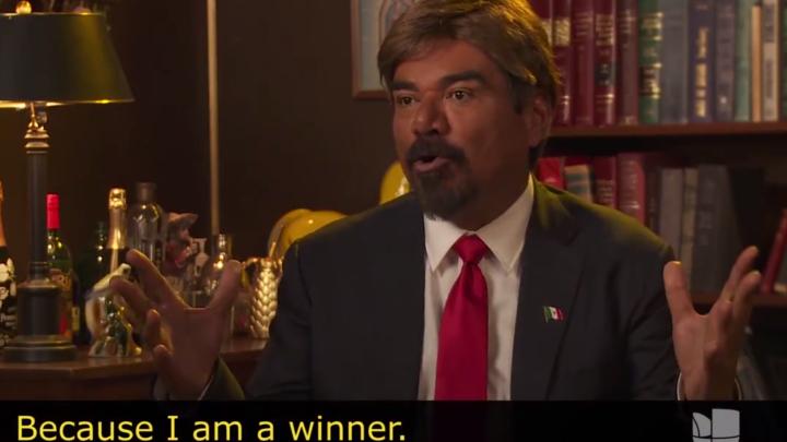 George Lopez Donald Trump Video