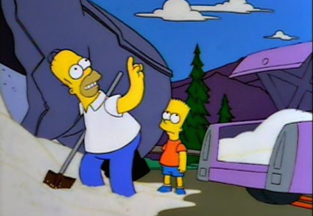 The Simpsons Marathon