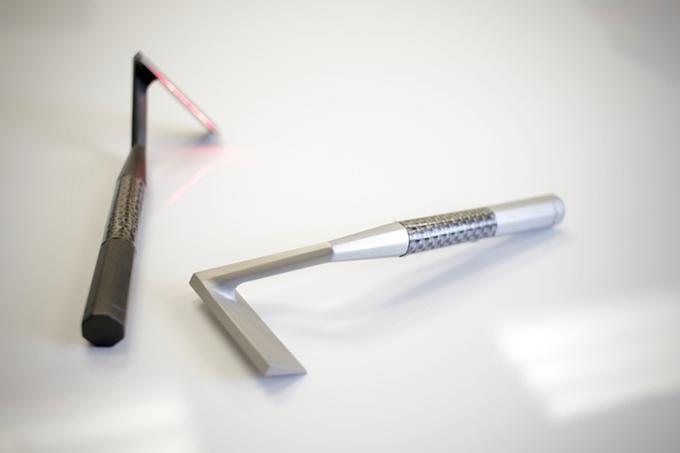 Skarp Laser Razor Kickstarter Project