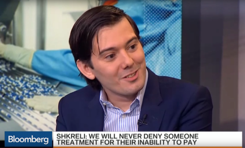Martin Shkreli Most Punchable Face