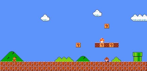 Super Mario Bros World 1