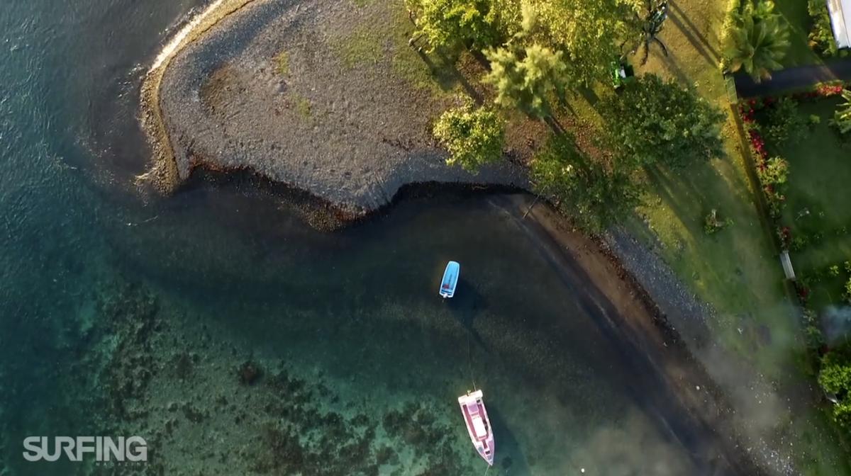 Incredible Surfing Video Tahiti
