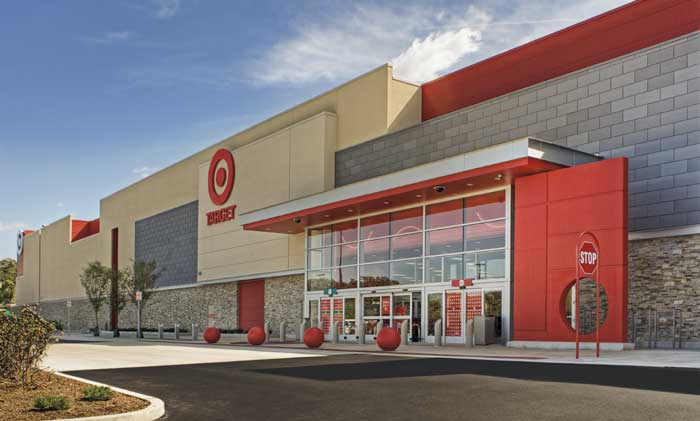 Target Robot Workers Concept Store