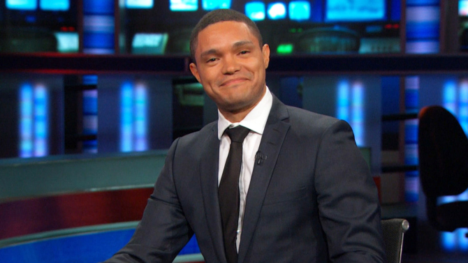 The Daily Show with Trevor Noah Episode 1
