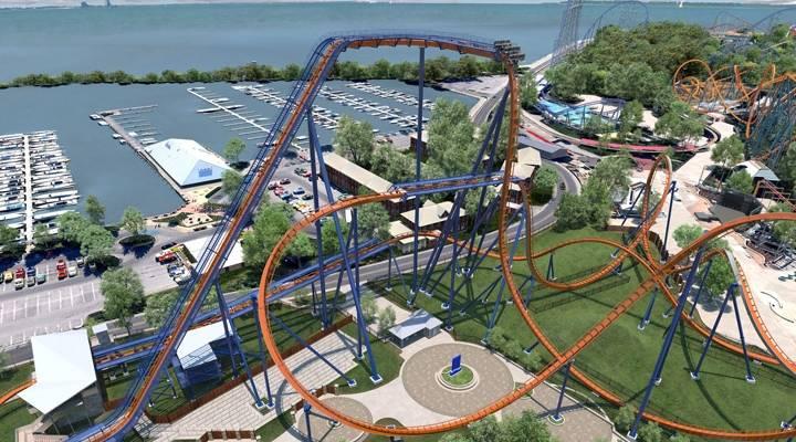 Valravn Roller Coaster VR Video