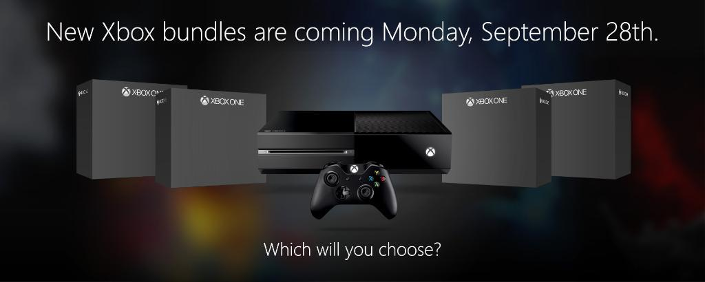 Xbox One Holiday Bundles