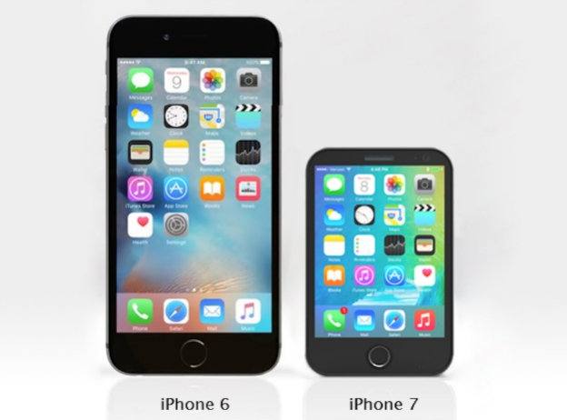 iphone 7 vs iphone 6 differenze