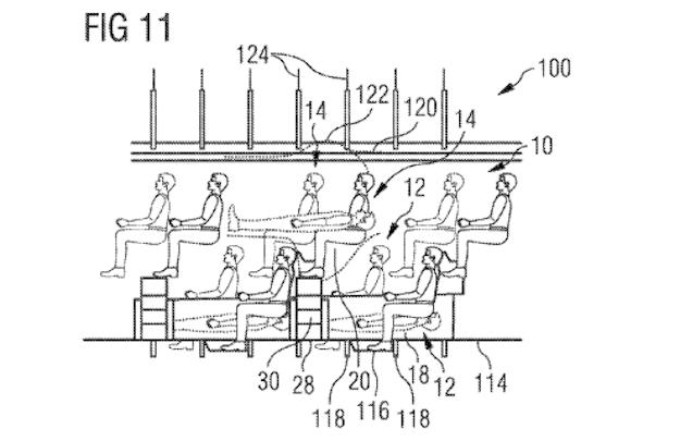 Airbus Nightmare Airplane Seating Arrangements