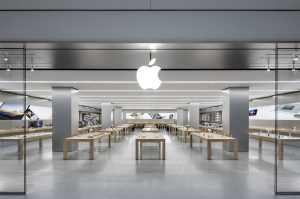 Man Destroys iPhones MacBooks Apple Store