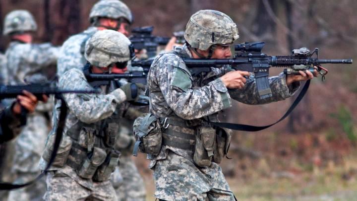 Pentagon fitness trackers