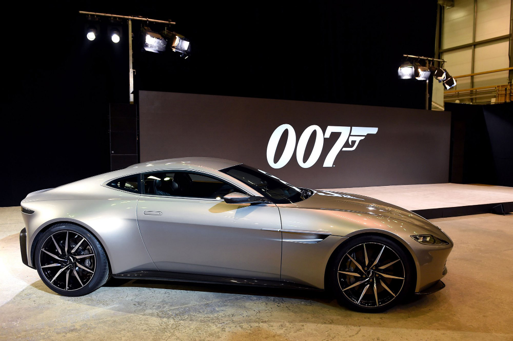 james bond spectre aston martin db10 gallery and hands on bgr. Black Bedroom Furniture Sets. Home Design Ideas