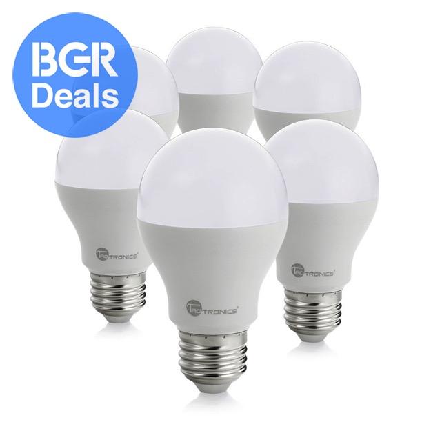 Light Bulbs Amazon Sale On Led Light Bulbs Bgr
