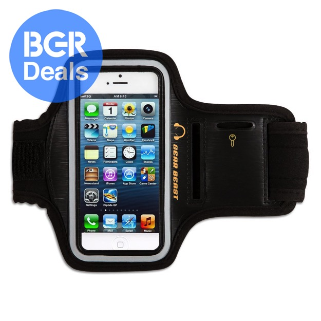 iPhone Amrband For Running Now Discounted On Amazon