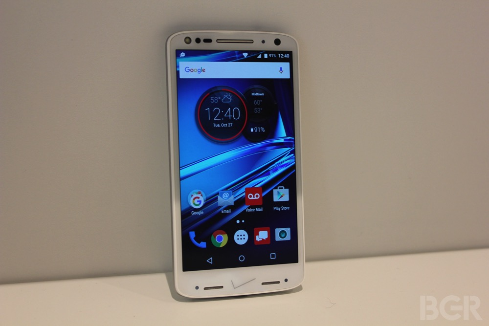 Droid Turbo 2 Hands-on Preview
