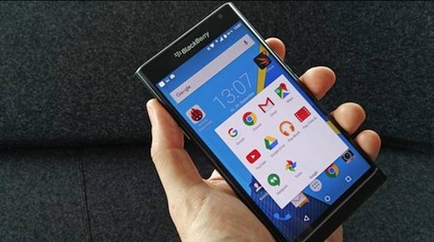 BlackBerry Priv Reviews