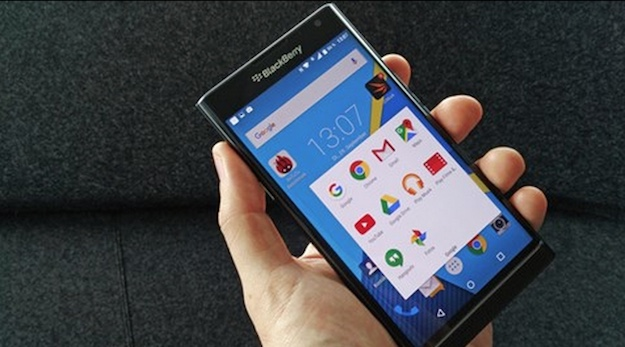 BlackBerry Switch To Android