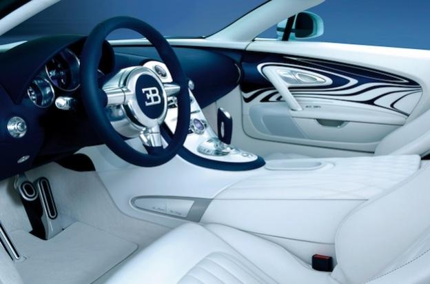 bugatti leather
