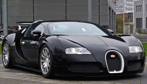Why The Bugatti Veyron Is The Most Expensive Car To Own In