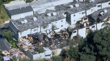 Los Angeles Earthquake NASA Report