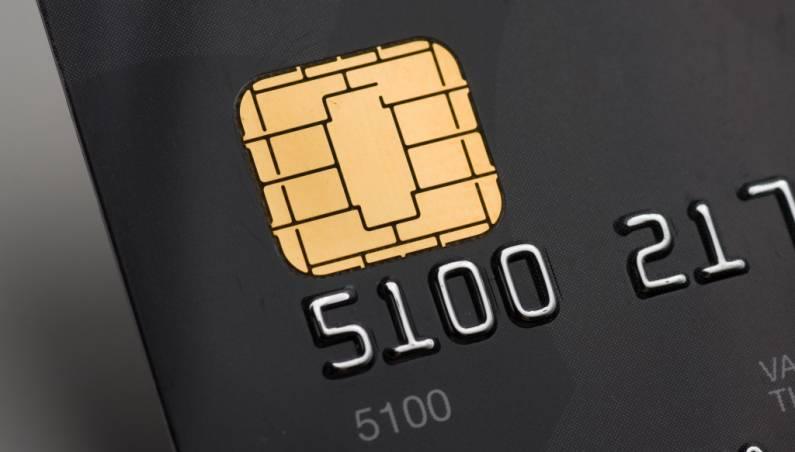 Credit card hack