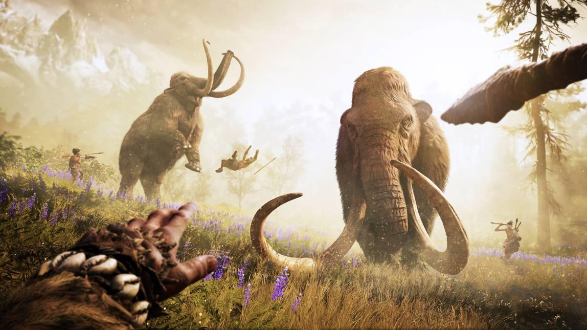 Far Cry Primal Trailer
