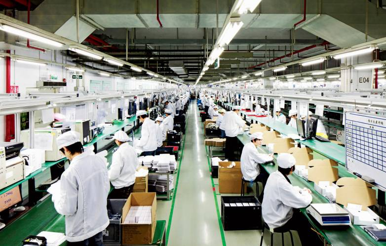 Apple iPhone Manufacturing in USA