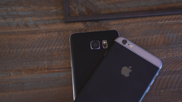 Galaxy Note 5 iPhone 6s Plus